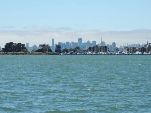Highlight for Album: Alameda Park on the Bay