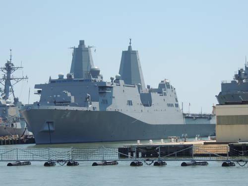 Highlight for Album: USS Arlington